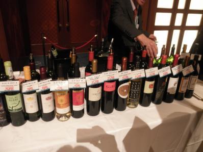 スペインワイン&フード商談会01