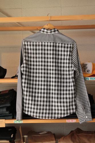 ギンガムクレイジーシャツ2