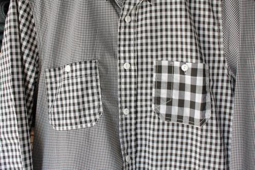 ギンガムクレイジーシャツ4