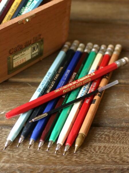 アメリカ ヴィンテージのアドバタイジング(広告)入りの鉛筆? 2
