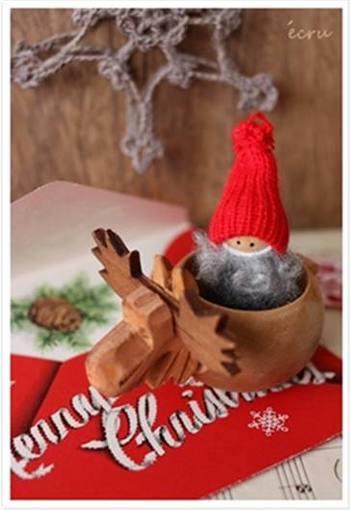 アメリカンヴィンテージ・アンティークのクリスマスカード