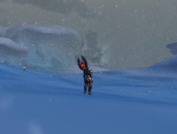 ベルスラン 氷の海
