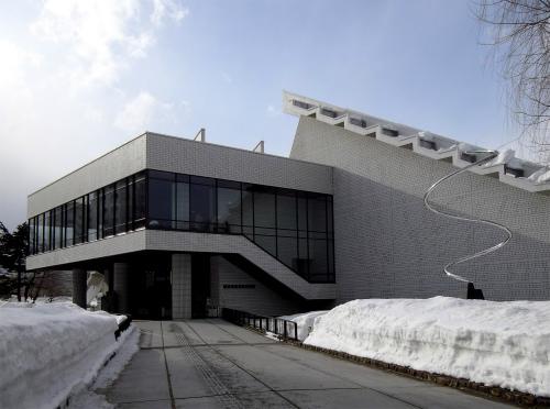 道立近代美術館 外観
