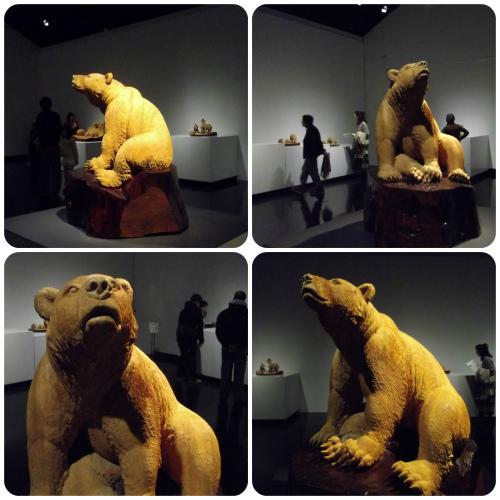 大きい熊だ