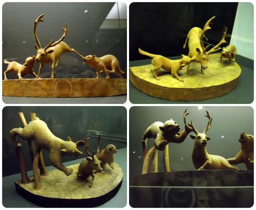 動物の狩猟