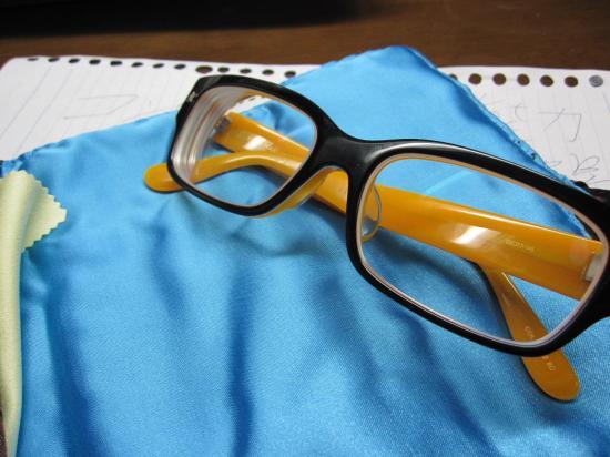 33分間探偵で堂本剛くんがかけてたメガネ