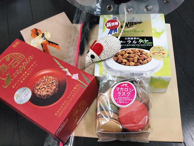 アビmamaさんからプレゼント♪ (4)