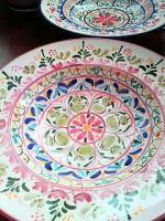 スペイン皿