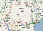 箱根トレイル行程
