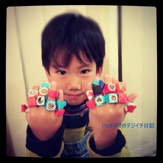 クリスマス 折り紙 指輪 折り紙 : runru46.blog.fc2.com