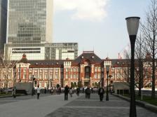 東京駅-2