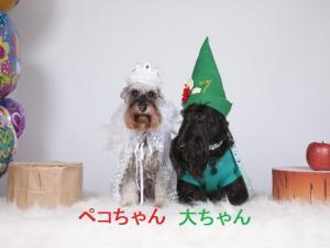 ペコちゃん&大ちゃん