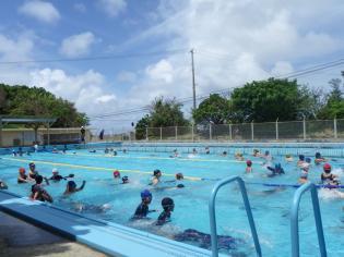 水泳大会2