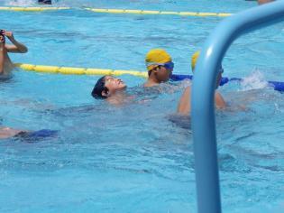 水泳大会1