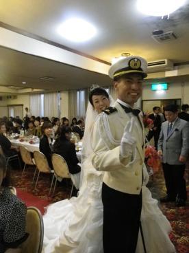 仁美結婚式1