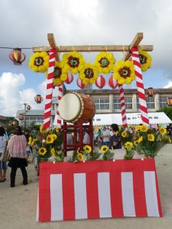 2011ひまわり祭り7