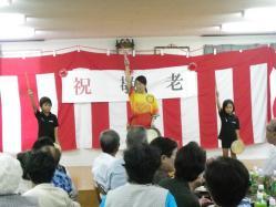 2011早町敬老会4