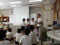 2011.11.1授業参観2