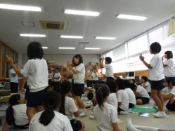 2011.11.1授業参観4