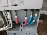 配管の接続