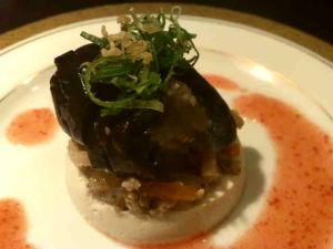 091025龍のひげ・鰊茄子のサラダ
