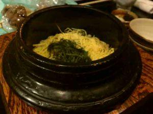 091025龍のひげ・牛筋釜飯