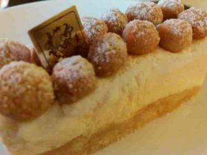 091023RueFavart・ケーキ