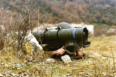 ミラン対戦車ミサイル
