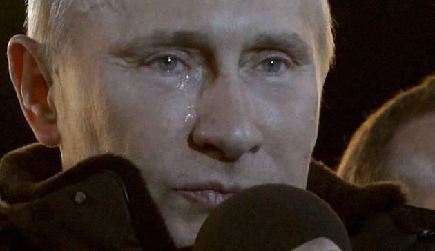 Putin er en saring;ret leder
