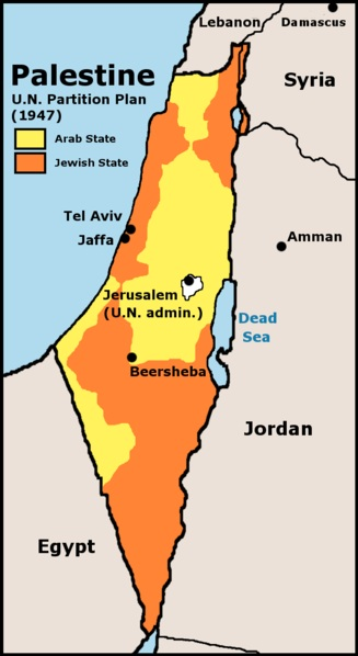 イスラエル 1947
