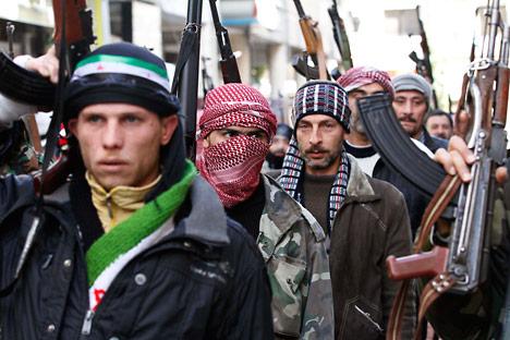 シリア情勢は世界政治の鍵
