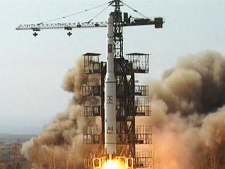 北朝鮮 人工衛星