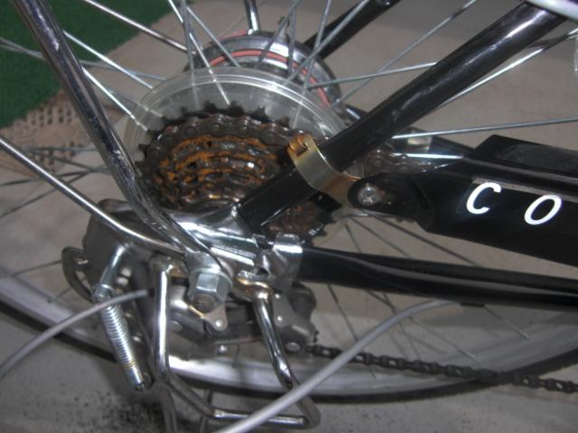 自転車帰ってきた (1)