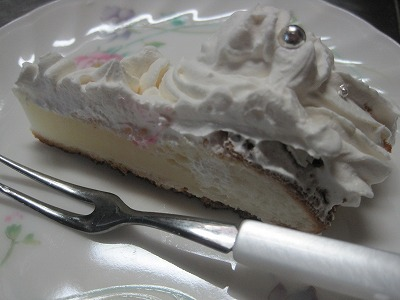 エンジェルフードケーキ
