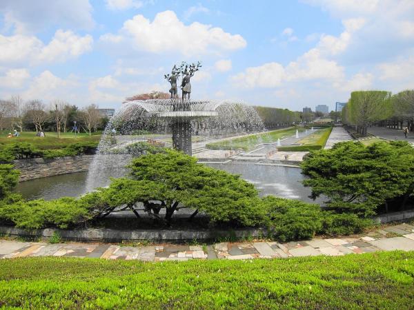 昭和記念公園3〔フリー写真〕