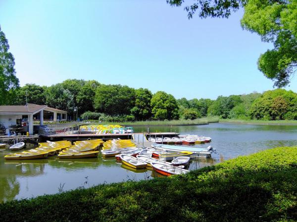 昭和記念公園5〔フリー写真〕