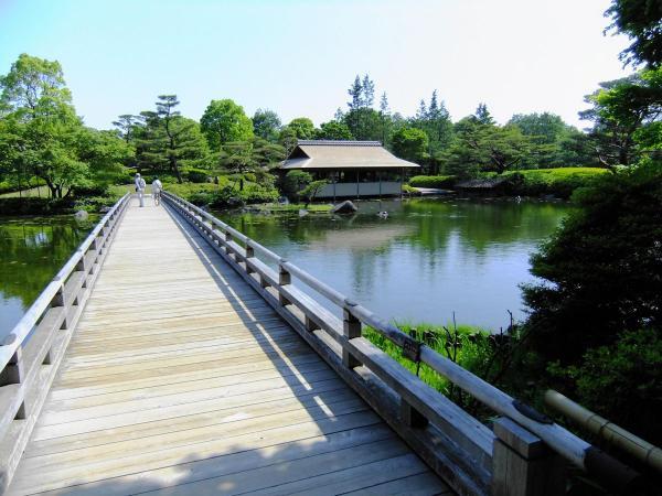昭和記念公園・日本庭園3〔フリー写真〕