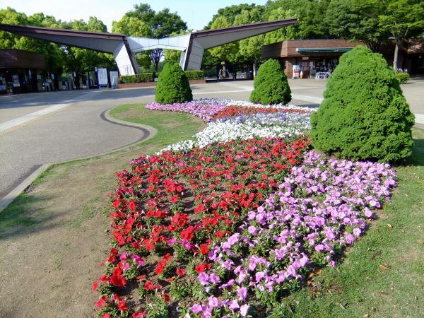 昭和記念公園・西立川口
