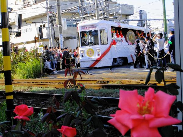 花電車2〔フリー写真〕