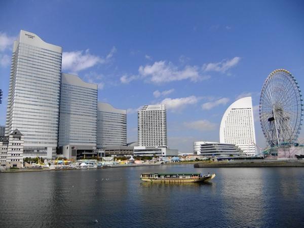 横浜みなとみらい21-4〔フリー写真〕