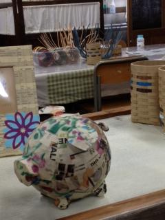 ガルテン教室とブタ