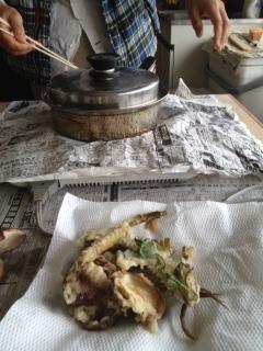 ごんぱちの天ぷら
