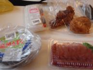 石垣島の夕食