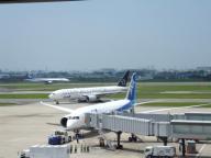 伊丹空港 ボーイング787 ②