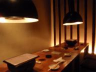 シッポの二階宴席