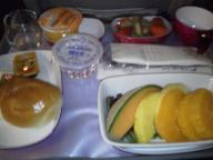 フルーツプレート 朝食