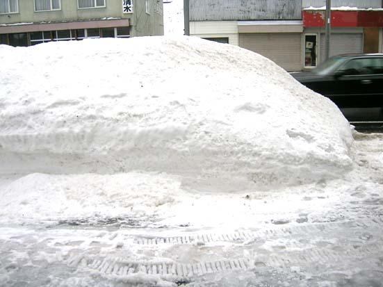 12月17日雪