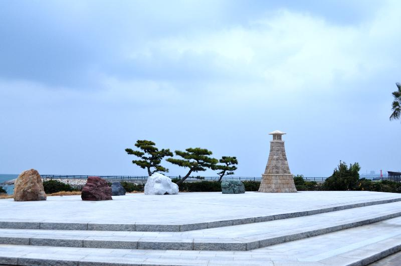 伊予市 五色姫海浜公園