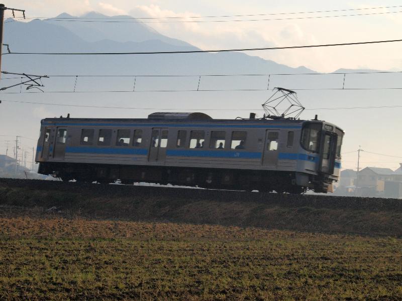 予讃線 電車