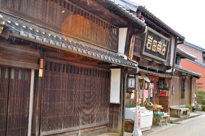 三重県 関宿